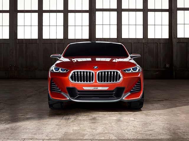 Photo : BMW X2 Concept