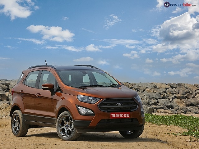Photo : Ford EcoSport S Picture Gallery