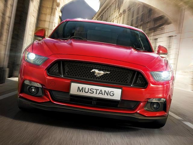 Photo : Ford Mustang Photo Gallery
