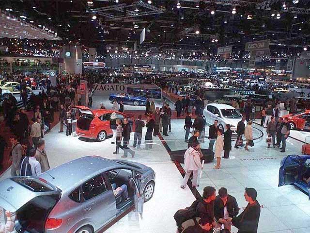 Photo : Top 10 Cars at the 2015 Geneva Motor Show