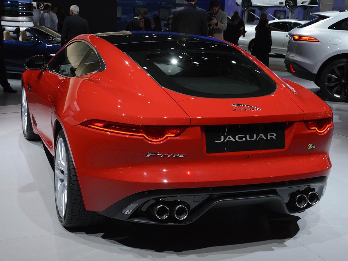 jaguar f type coupe. Black Bedroom Furniture Sets. Home Design Ideas