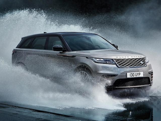 Photo : Land Rover Range Rover Velar