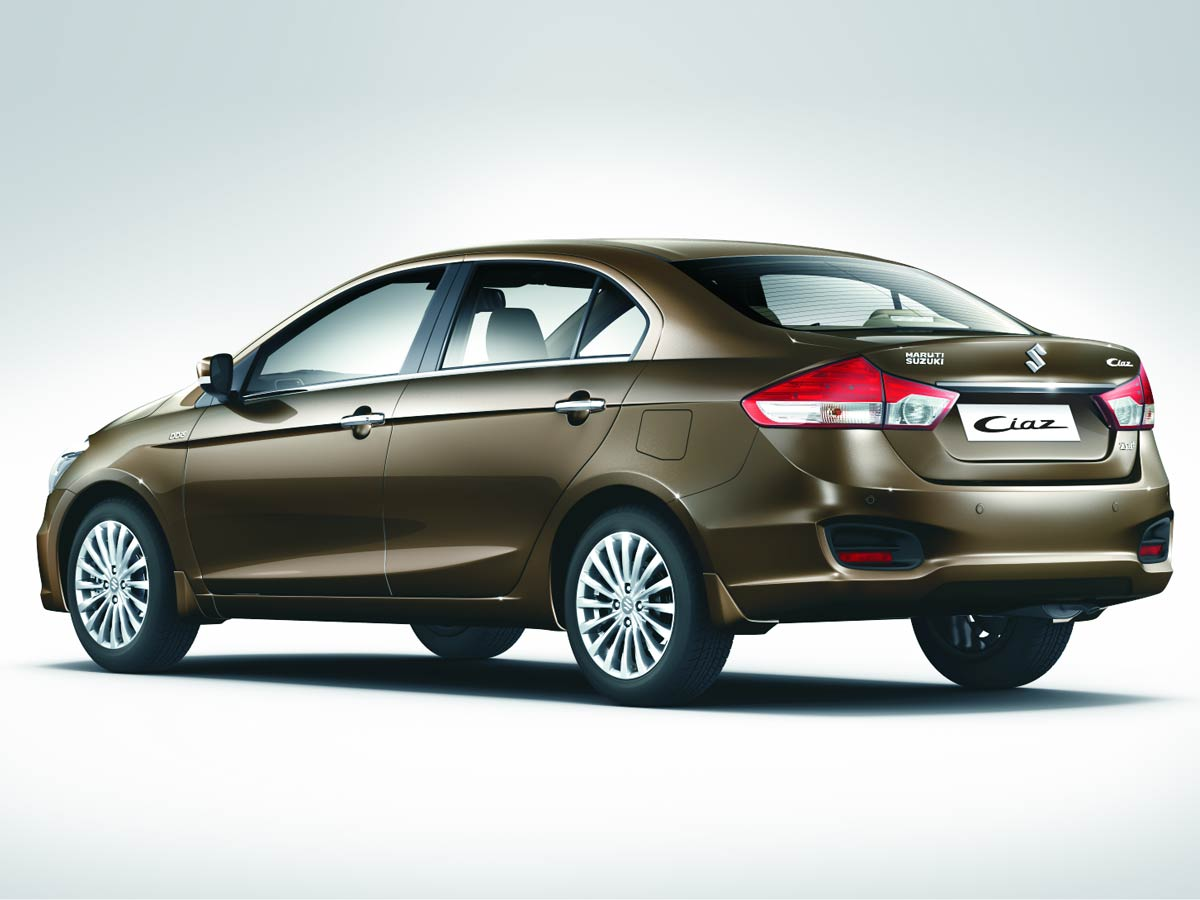 Maruti Suzuki Ciaz Photo Gallery