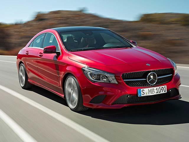 Photo : Mercedes-Benz CLA-Class Photo Gallery
