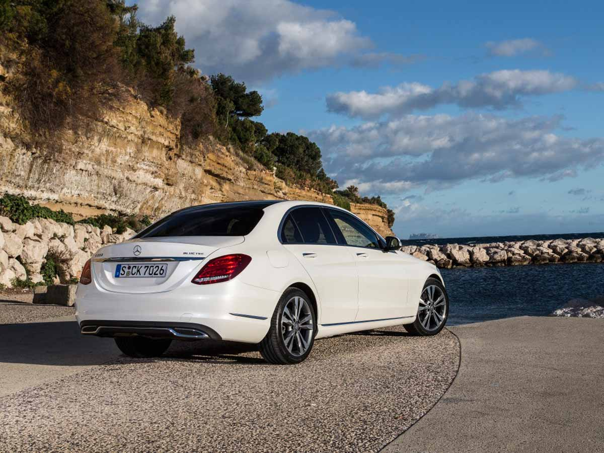 New generation mercedes benz c class for New generation