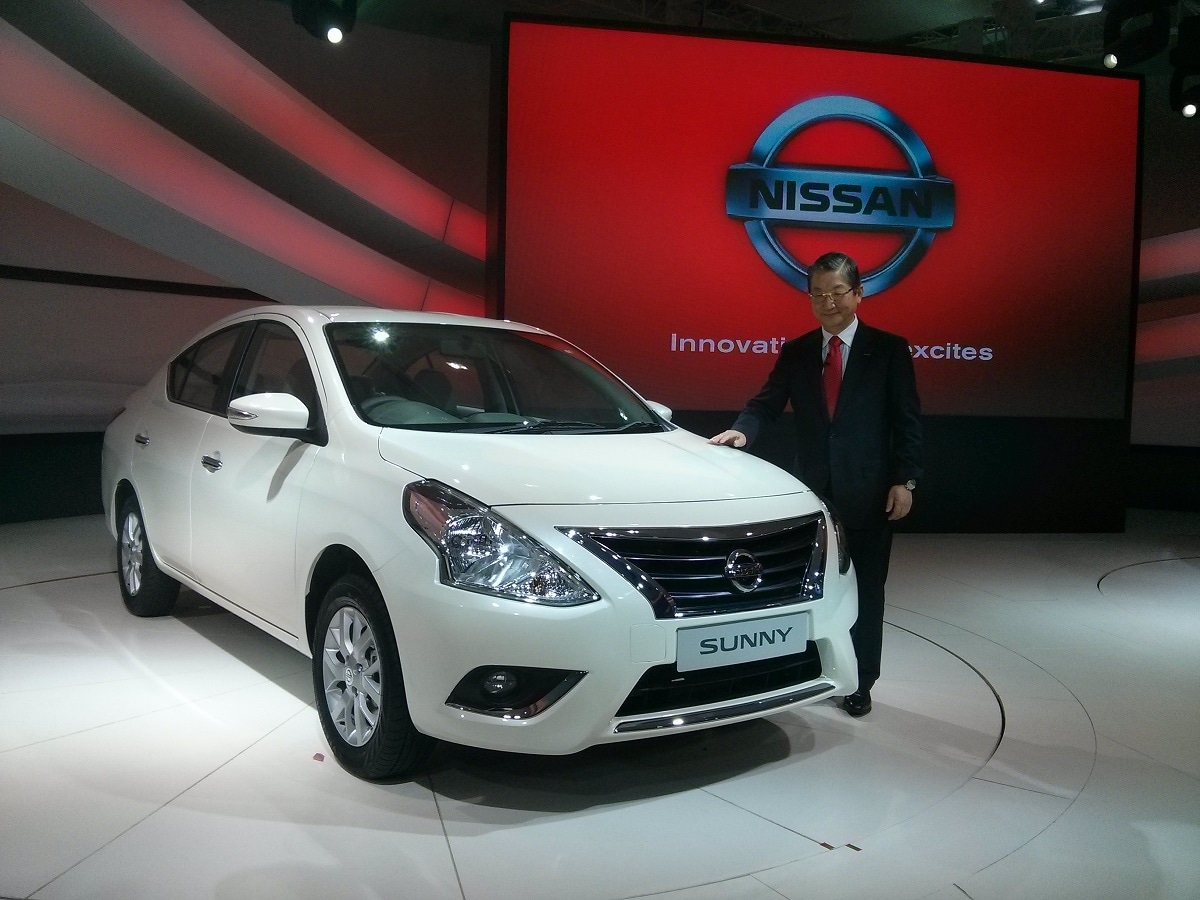 Photo : Auto Expo 2014: Nissan