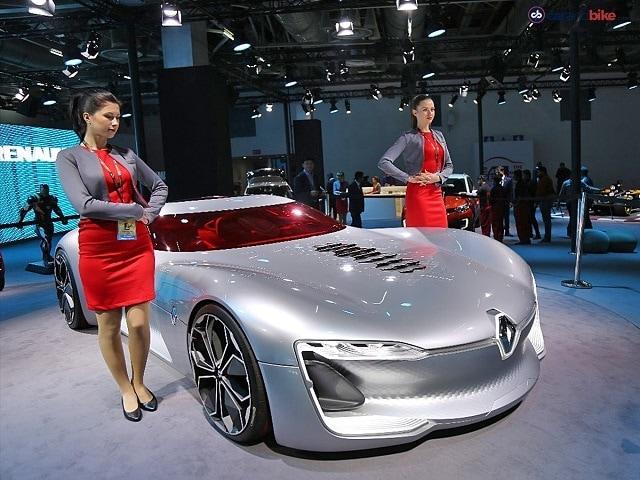 Photo : Auto Expo 2018: Renault Cars