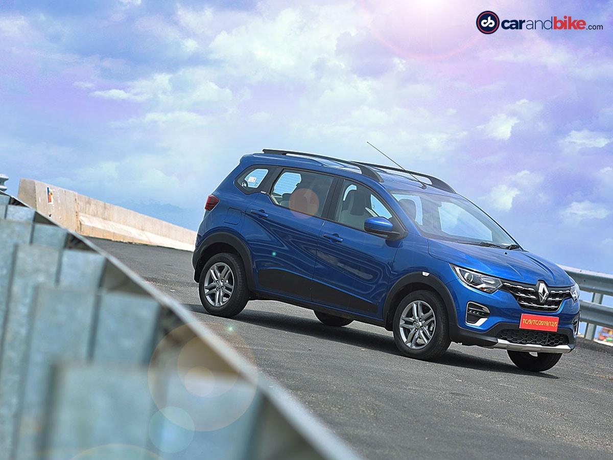 Renault Triber 7 Seater