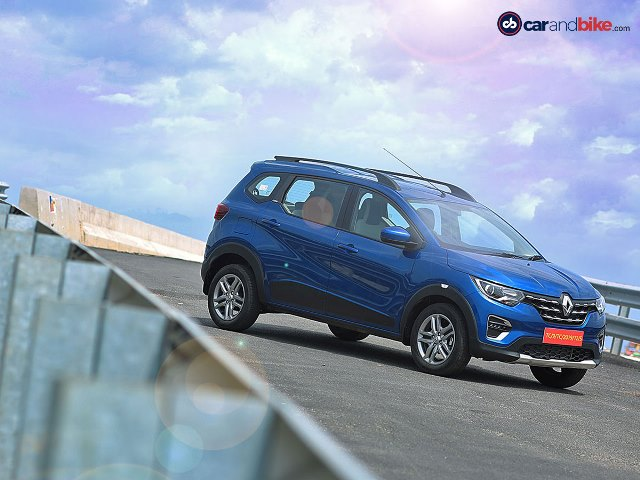 Photo : Renault Triber 7-Seater