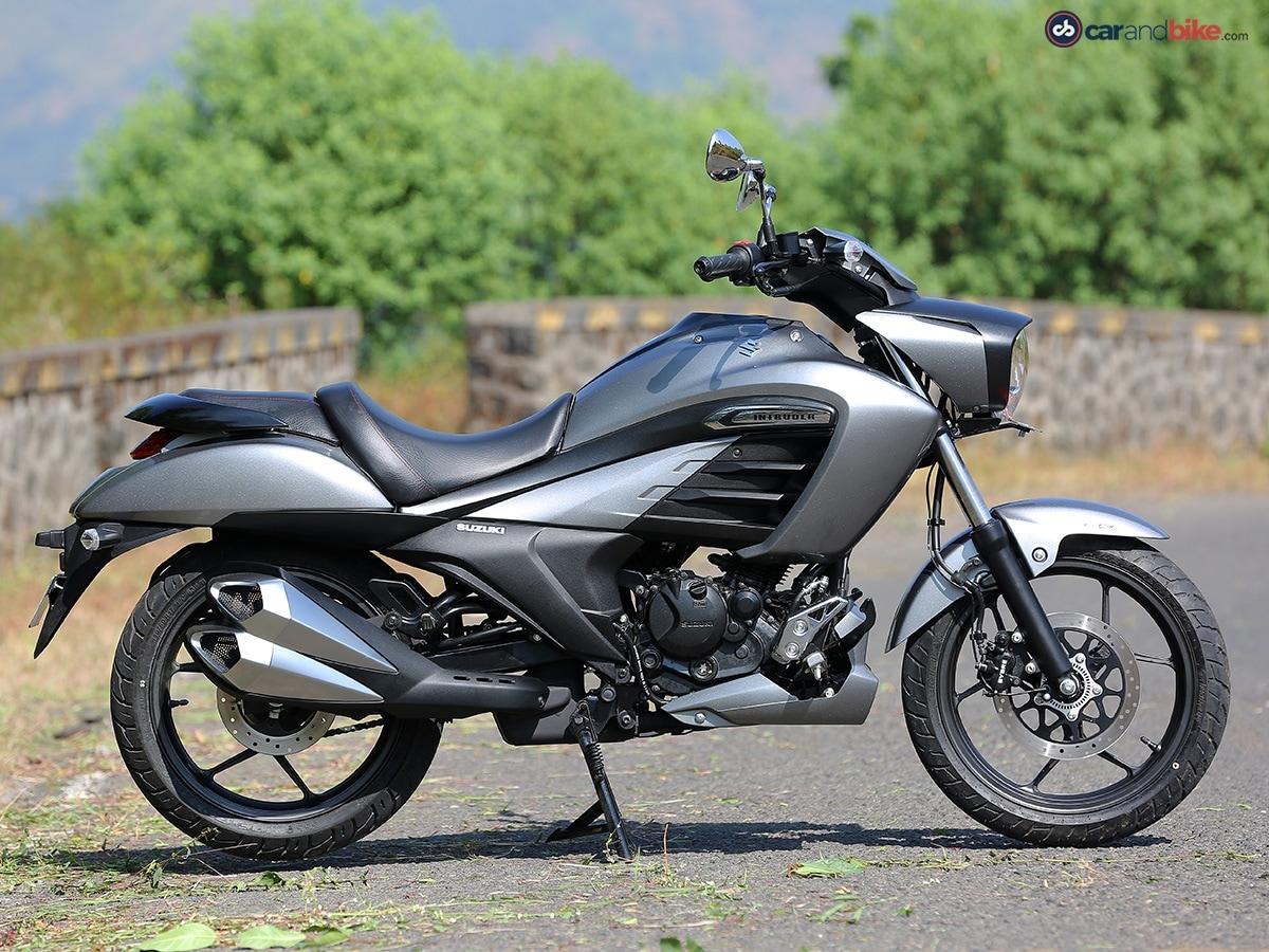 Suzuki Intruder Motorcycle