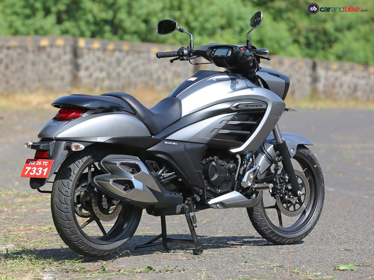 Suzuki Intruder Bikez