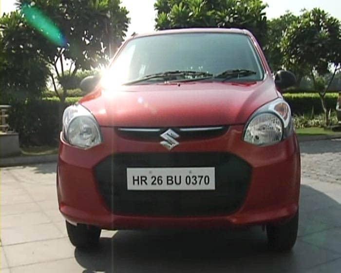 Maruti launches new Alto 800