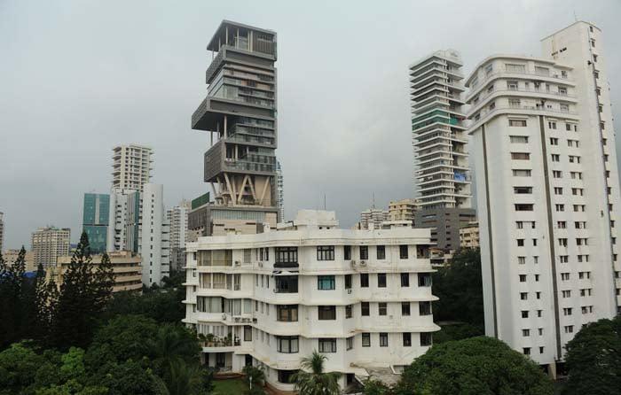 Mukesh Ambani's housewarming in November