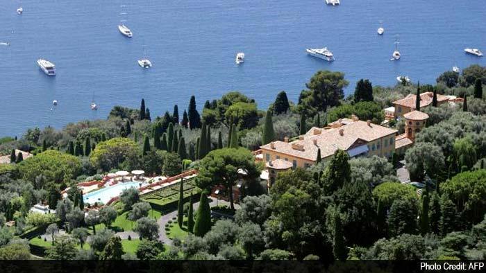 Mukesh Ambani\'s Antilia Tops Forbes 2014 Pricey Billionaire Home List