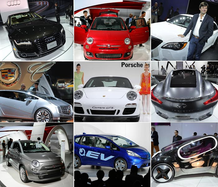 Cool Cars At Los Angeles Auto Show Photo Gallery - Cool german cars