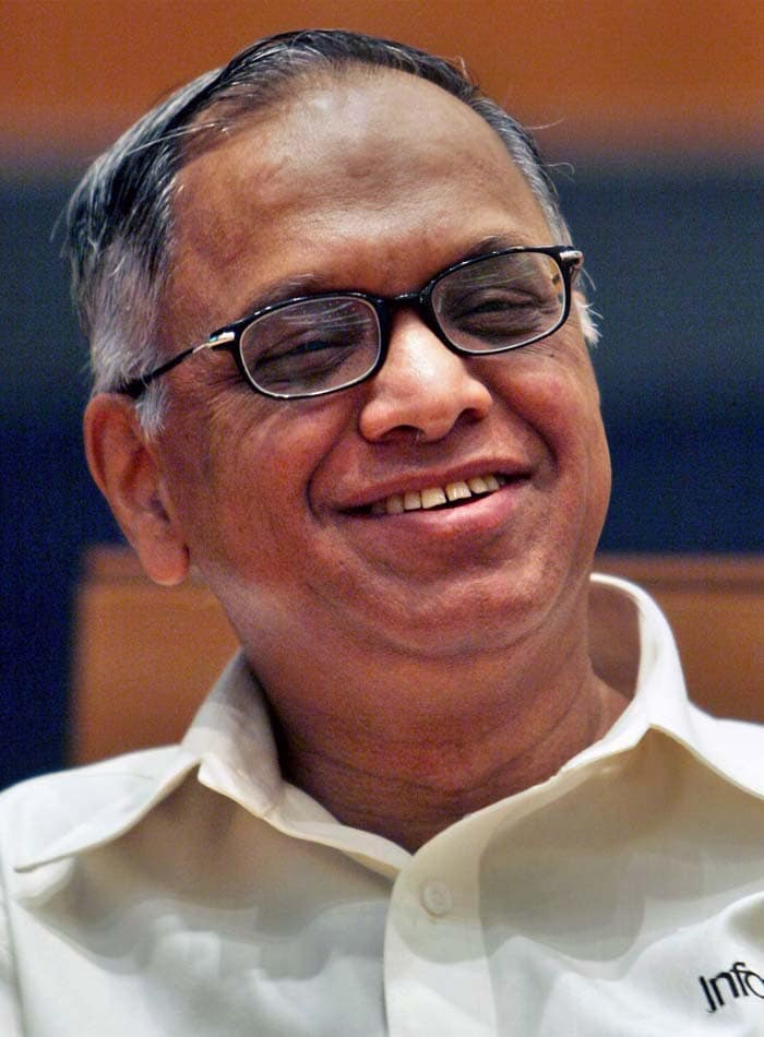 The five faces of Narayana Murthy