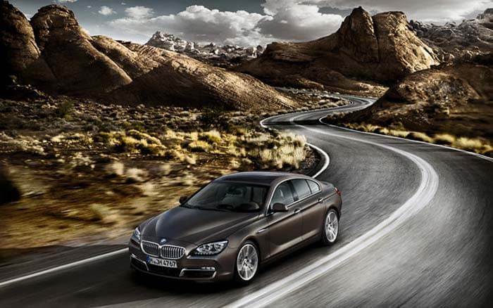 BMW rolls out 6 Series Gran Coupe in India