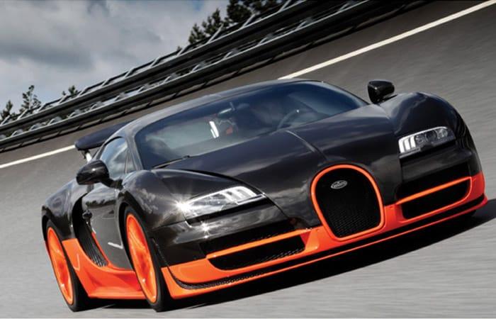 Bugatti Veyron Super Sport: World\u0027s Fastest Production Car