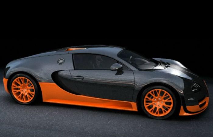 Beautiful Bugatti Veyron Super Sport: World\u0027s Fastest Production Car