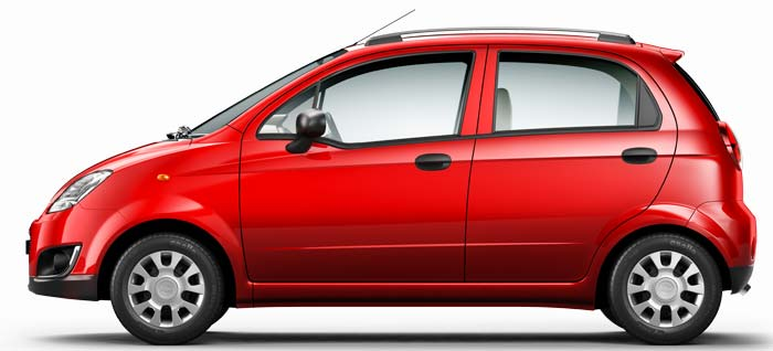 General Motors launches new Chevrolet Spark