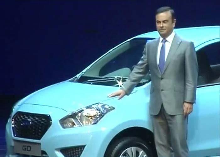 Nissan Revives Datsun Unveils Go Photo Gallery