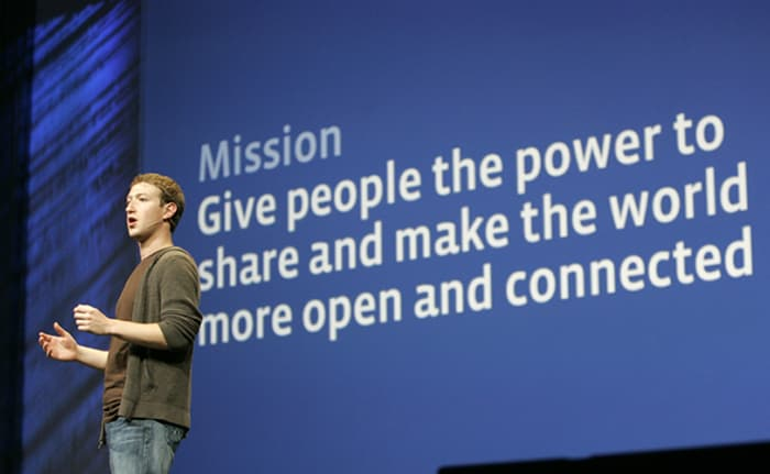 Facebook goes Google way