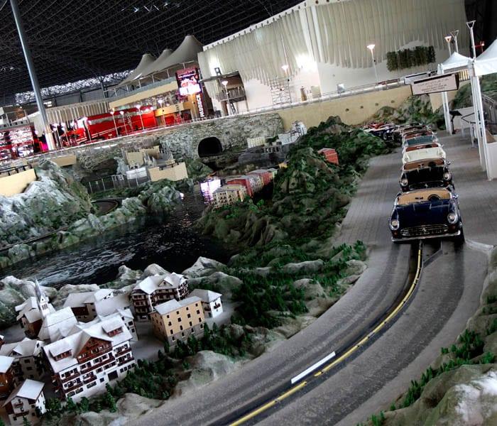 World\'s first Ferrari theme park in Abu Dhabi