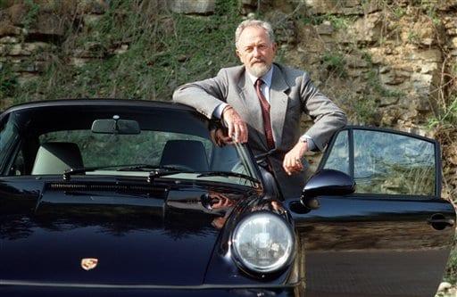 911 sports car designer Ferdinand Porsche dies