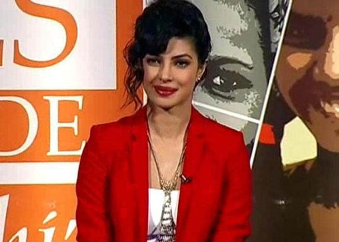 Priyanka Chopra Among Forbes List Of World\'s Highest Paid TV Actresses