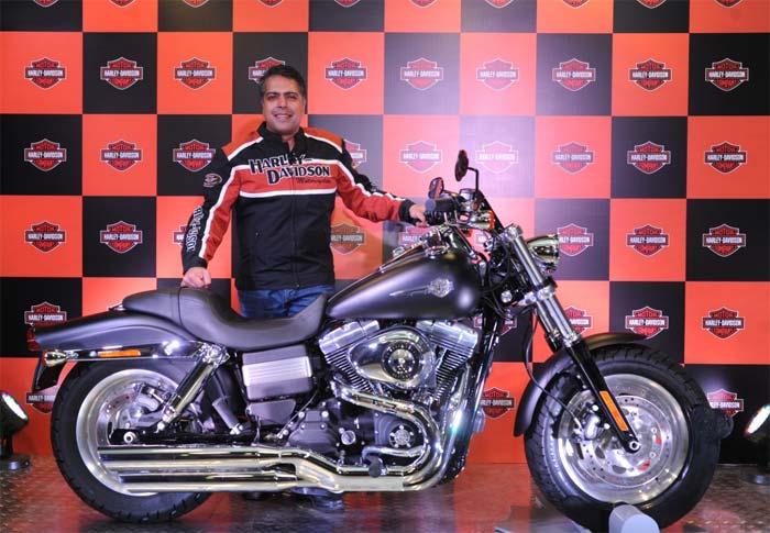 Harley-Davidson launches Fat Bob