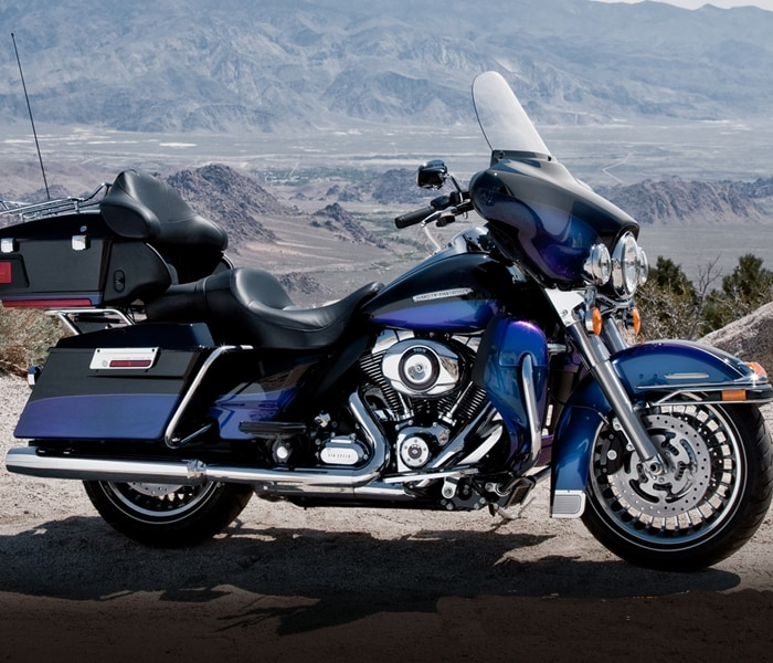 The 2010 Harley Davidson Motorcycles Photo Gallery