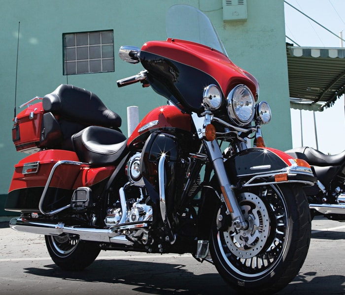 the 2010 harley-davidson motorcycles, photo gallery