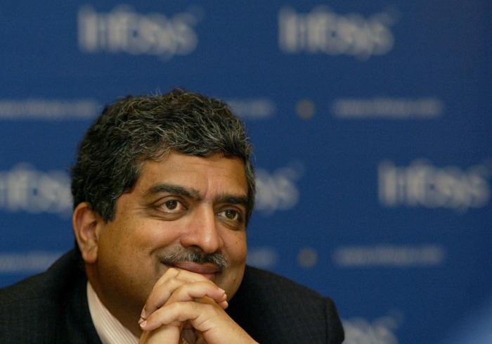 Nandan Nilekani, former CEO