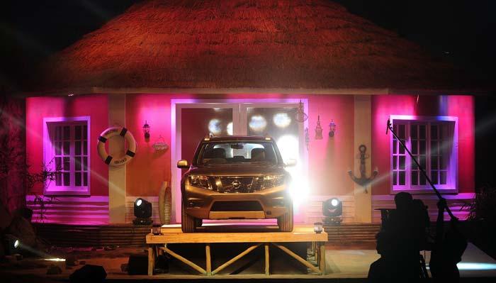 Nissan unveils Terrano compact SUV