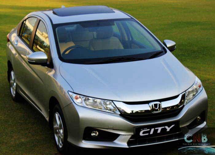 Honda city car price in india 2015 15