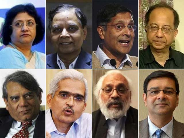 Photo : Eight Names Who Can Succeed Raghuram Rajan As RBI Governor