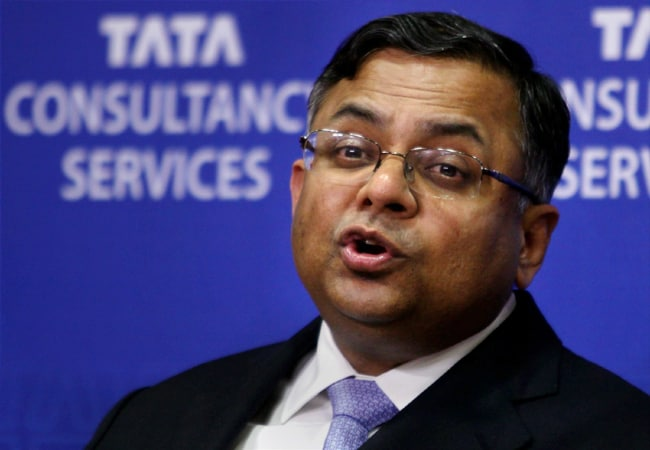 TCS numbers in line with expectations
