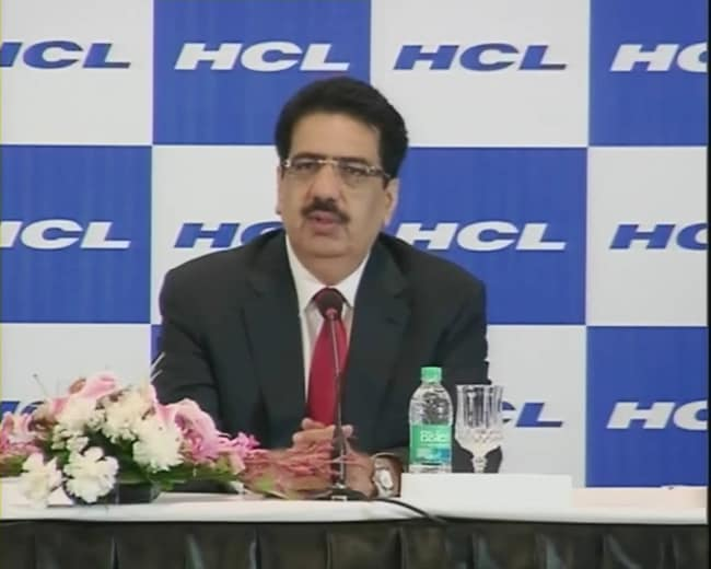 HCL Tech erases Infy\'s disappointment