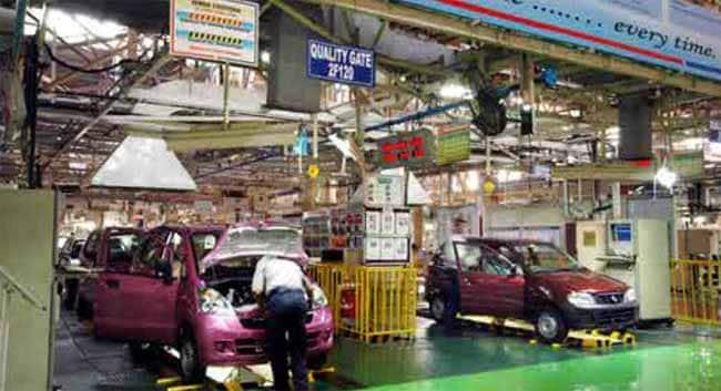 Maruti Suzuki numbers in line, net rises 0.5%