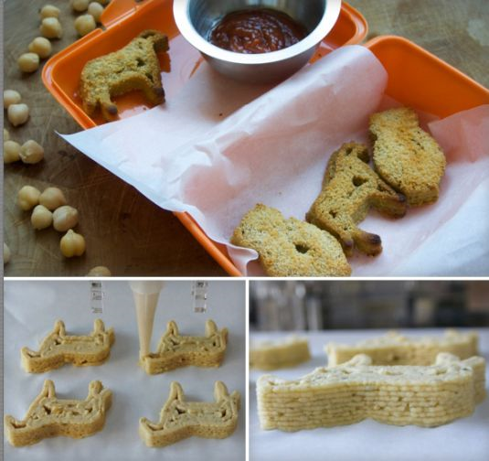 The Next Big Thing: Amazing Foods Created with a 3-D Printer