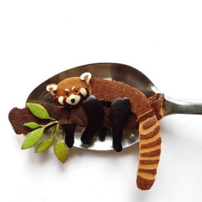 On a Spoon: Food Art Like Never Before