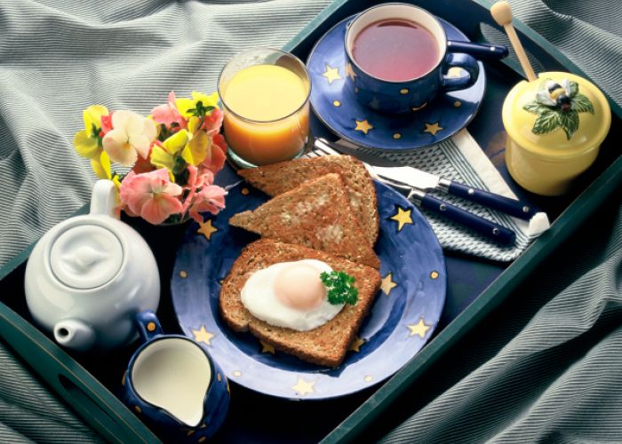 Breakfast from Around the World: Morning Meals from 10 Different ...