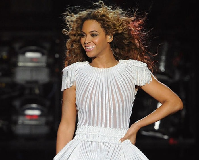 Beyonce eats 'mostly plant-based' diet