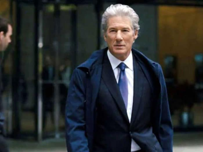 Richard Gere enjoys local food in Udaipur