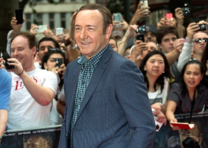 Kevin Spacey Urged to go Vegetarian