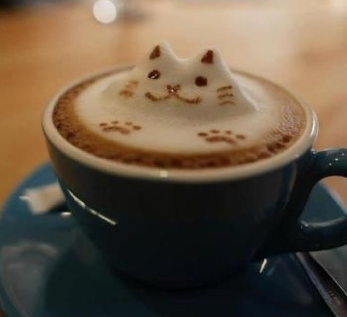 Incredible Coffee Art
