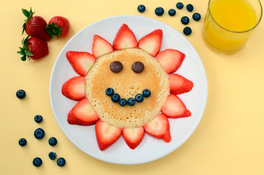 10 Creative Food Ideas Your Kids Will Love