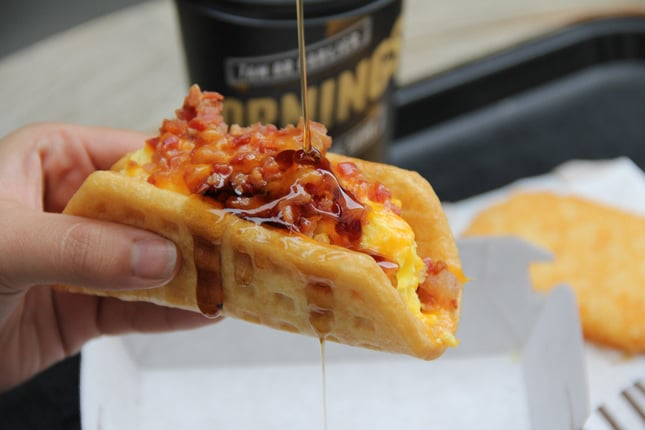 The Craziest Fast Food Mash Ups You'll Ever Come Across