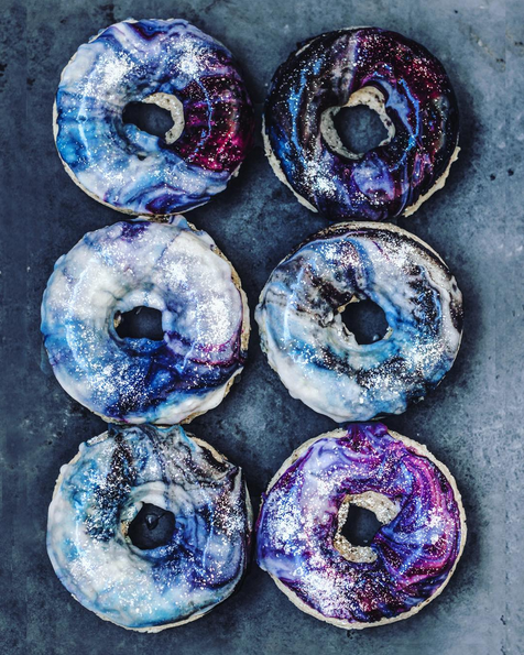 Galaxy Food Trend: 7 Desserts That are Out Of This World (Literally)