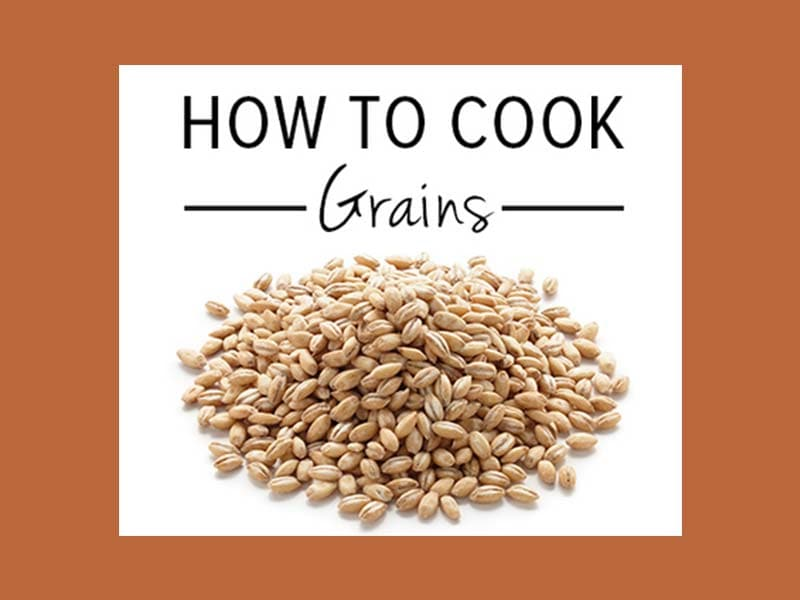 Photo : Quick recipes for cooking grains